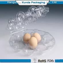 Vender PVC / Pet Plastic Egg Tray Fabricante