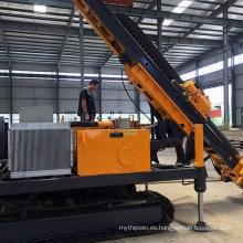 Suministro de máquina de perforación de anclaje hidráulico