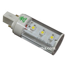 China Lieferant pl 3w hohe Leistung g24 LED-Lampe