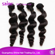 9A Grade Mongolian Loose Wave Human Hair Extension