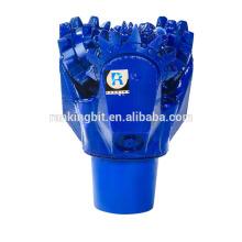 Nuevo sellado con broca tricónica TCI / broca de inserción de carburo de tungsteno / cono de rodillo