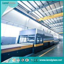 Landglass Full Automatic Tempering Glass Furnace Auto Glass Making Machine