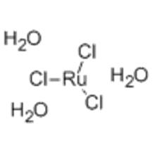 RUTHENIUM(III) CHLORIDE TRIHYDRATE CAS 13815-94-6