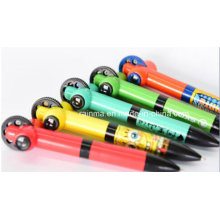 8 Design Light Projector Ball Pen for Kids Promotion