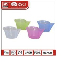 copo plástico 0,18 L (forma de peixe)