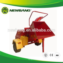 Finely Produced Diesel Engine Wood Chipper (CE)
