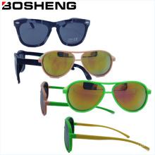 Unisex Polarized Óculos Óculos de sol de moda moderna Moda Óculos