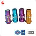 Kundenspezifische Großhandel Titan Lug Mutter / Titan Nuss
