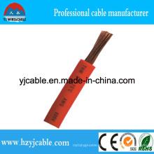 12 AWG, 10AWG, 8AWG, 6AWG Thw Wire Соответствует UL83 1 жильный электрический провод