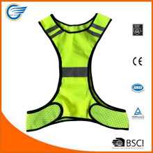 Light Weight High Visibility Reflective Cycling Vest for Cyclist