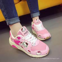 Lady Fashion Shoes pour la formation