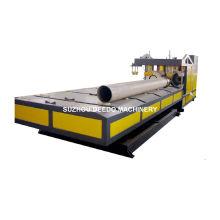 Máquina que hace plástica automática completa de la máquina de Belling del tubo de la máquina que hace