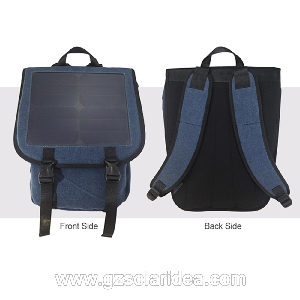 solar panel backpack reviews