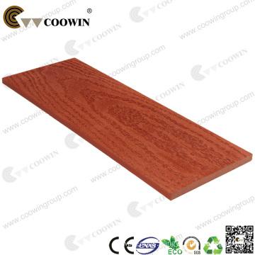 Waterproof Rew Wood Garden WPC Fence Panel