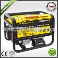 2500W TNG3500AE Tigre Marque Gasoline Generator Sets