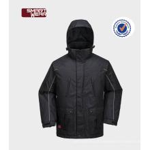 Mens oxford uniformes construção workwear casacos homens 2017