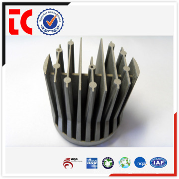 High quality round lamp heat sink /aluminum alloy die casting led radiator