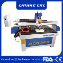 Machine à rouleaux CNC pour gravure de table à vide