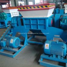 Máquina trituradora de doble eje Trituradora de chatarra