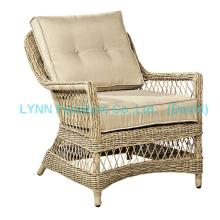 Cadeira de esqui de cadeira de vime de design moderno de luxo