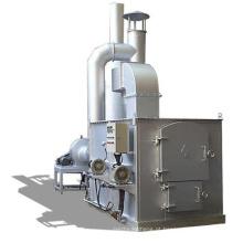 Tecnologia de purificação de gás residual biodegradável de Túnel Biológico Regenerador Térmico Regenerativo (RTO)