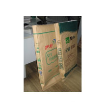 Pp Materail Poly Paper Bag Used For Packing Mineral, Agricultural Product