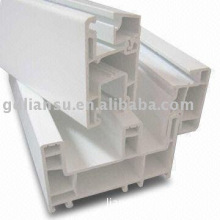 PVC profile co-extrusion