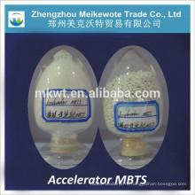 нам нужен продукт дистрибьюторов для Акселератор MBTS (CAS NO.:120-78-5)
