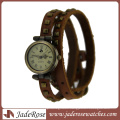 Promotional Leather Alloy Watch