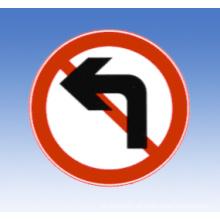 Beschichtete Aluminiumscheibe für Verkehrszeichen
