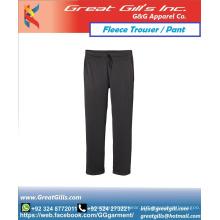 calças de lã unissex personalizadas / calças de moletom de ginástica / calças de corrida