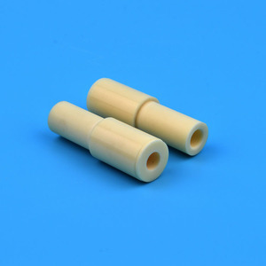Good Thermal Conductive 99% Alumina Ceramic Tube