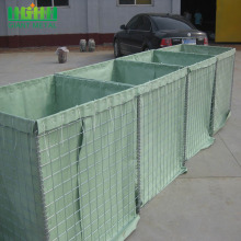 Custom Retained Walled Retaining Wall Hesco Halangan