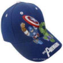 Gorra de béisbol de los niños con el logotipo (KS21)