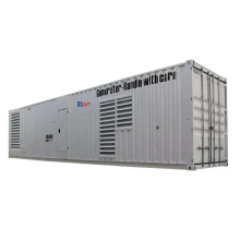 SWT power diesel generator with 3000kva container generator