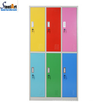 High quality steel fair price furniture wardrobe manufacturer