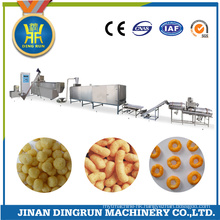 puffed corn snacks food machinery
