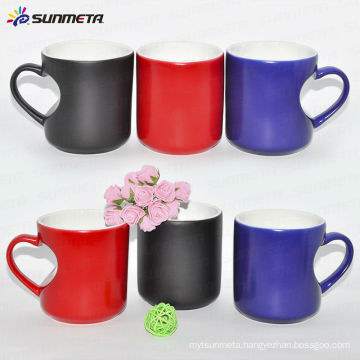 creative magic sublimation mug factory supply Yiwu Sunmeta