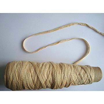 Soybean Tape Yarn - Raw White Nm 1.1/1
