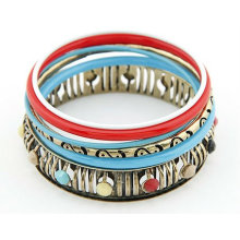 Hawaiano Traje De Moda Multilayers Bangle Pulseras