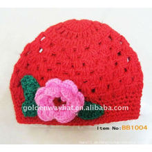 Großhandel Wolle Hand gestrickt Frauen Winter Hüte