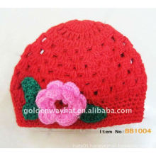 wholesale wool hand knitted women winter hats