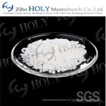 Transparente plástico aditivos Master Batch