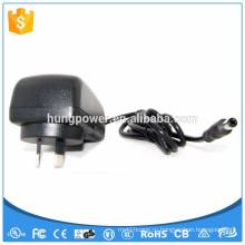 UL, указанный адаптер переменного тока 9v 2,5a