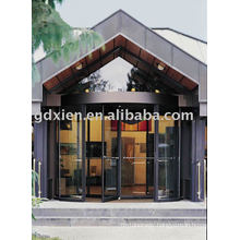 Supply Automatic doors-CN- 3-4 wings automatic revolving door CN-R301