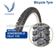 Цикл горных велосипедных шин
