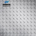 Plaque en relief motif losange 1050 1100 3003 Plaque damier en aluminium