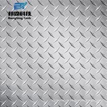 Rautenmuster-Prägeblech 1050 1100 3003 Aluminium-Riffelblech