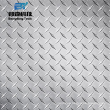 Diamond pattern embossed sheet 1050 1100 3003 aluminum checker plate