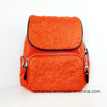 New Arrival Lady Nylon Backpack Fashion Women Bag (NMDK-040101)